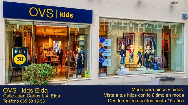 OVS  |  kids Elda - C/ Juan Carlos I, 4, Elda